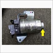 燃料フィルタ交換 その2の画像