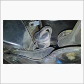 燃料フィルター交換の画像