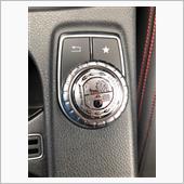 メルセデス・ベンツ AMGアップル コマンドコントローラーステッカーの画像