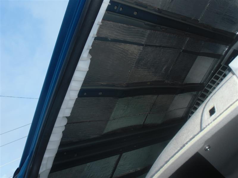 天井のデッドニングNO.4