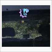 ルームミラー落下事件の画像