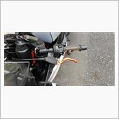 CNC ブレーキ·クラッチレバー交換の画像