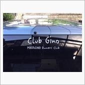 Club Gino ステッカー貼り付けの画像