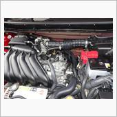 JUKE15RX エンジンを艶出ししました!の画像