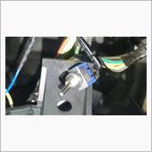 EVO-ALLのバレットスイッチ取り付け調整の画像