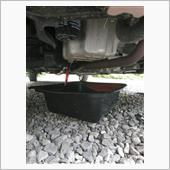 オイル交換とワックス洗車