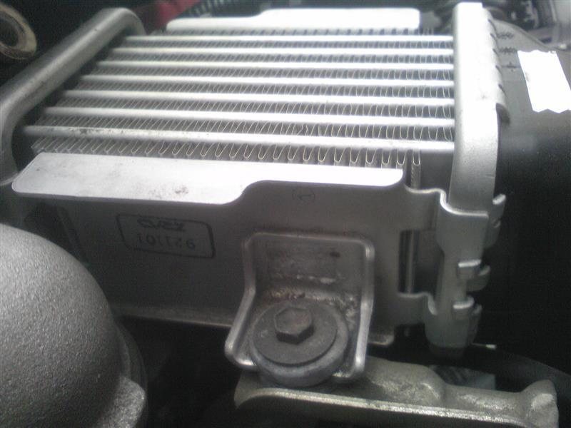 インタークーラー放熱効率改善