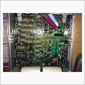 修理、点検、調整後のCPU取付けの画像