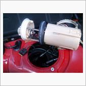燃料ポンプ交換