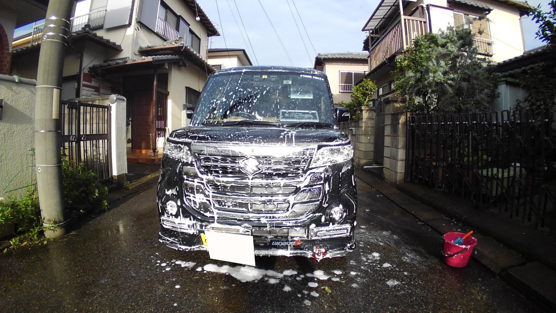 ☆Every week 今週は2回目の洗車です☆