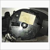 ドアミラーモーターの補修の画像