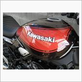 大文字 KAWASAKIへ。の画像