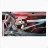ワイパーリンク折損修理の画像