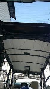 天井の断熱&デットニング