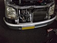ワゴンR ポジション、ヘッドライト、ナンバー灯バルブ交換のカスタム手順2
