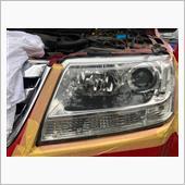 ウレタンクリア ヘッドライトの画像