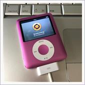iPod nano (第3世代・8GB)