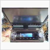☆ carrozzeria AVIC-HZ990MD 3台目 モニター立ち上らないのを修理の画像