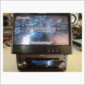 ☆ carrozzeria 「AVIC-HZ990MD」 3台目 フロントパネルギア 修理の画像