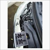 NZ LIGHTNING H4 LED X5取り付けの画像