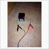 KSR2バッテリー補充電の画像