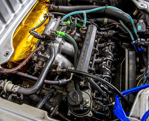 Honda E07A改 SPEC3 千速