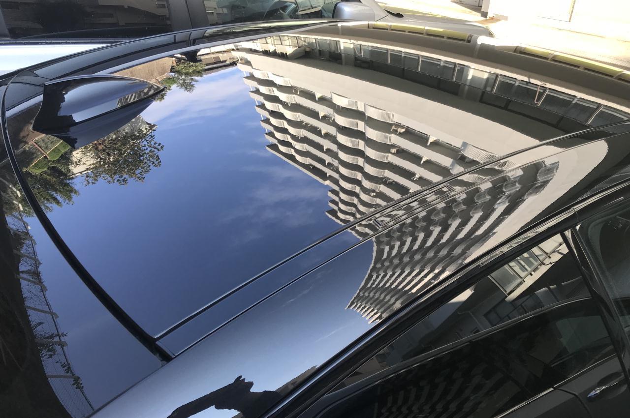 BMW 420i LCI デントリペア補修