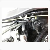 長時間ブレーキ時カタカタ音修理の画像