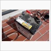 バッテリー充電の画像