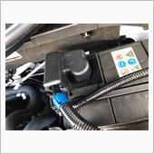 バッテリーマイナス端子カバーの画像