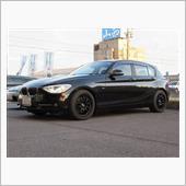 気分転換に...BMW F20 REMUSマフラー 左右出しの画像