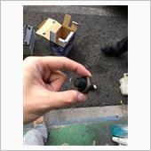 オイルプレッシャースイッチ交換の画像