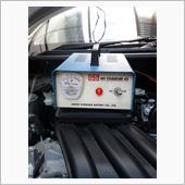 バッテリーを充電の画像