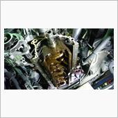 RB26 オイルポンプ交換の画像