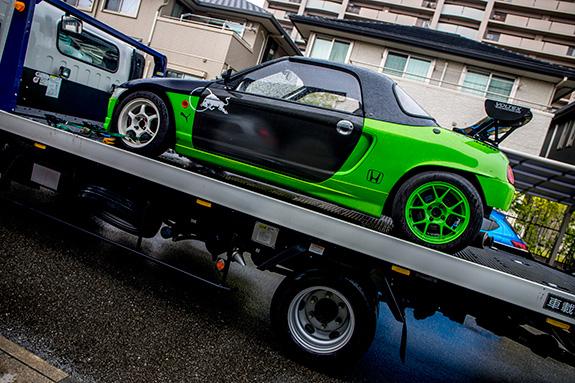 Honda Beat PP1