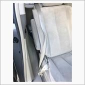 シートベルトつけ置き洗いの画像