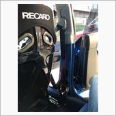 シートベルトがキーキーの画像