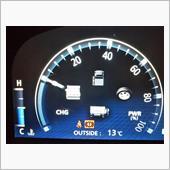 EVモード発進のための充電❗️の画像