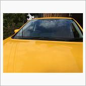 洗車とレインXクイックの画像