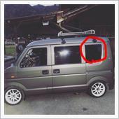 車中泊仕様へ改造4の画像