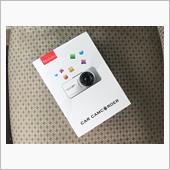 ドライブレコーダー取り付けの画像