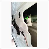 ウインドウレギュレーター修理の画像