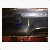 ダッシュボードパッドの破れを補修の画像