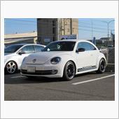 トータルアライメント調整...the beetle...サスペンション交換後は...必須