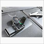 吸気圧力センサーの清掃とインマニ内部の撮影の画像