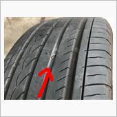 タイヤパンクの巻の画像