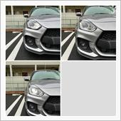 ウィンカーポジション デイライト化 調整スイッチ取り付けの画像