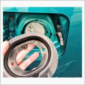 燃料コック付近の…の画像
