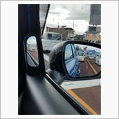 イグニス】運転席側の死角補助ミラー