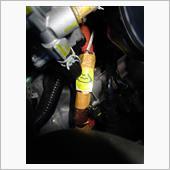 3Q自動車Airモリ取り付け位置変更